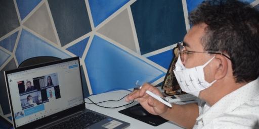 I Webinário de Formação Continuada Perspectivas e Desafios para a Educação Intercultural em Redenção