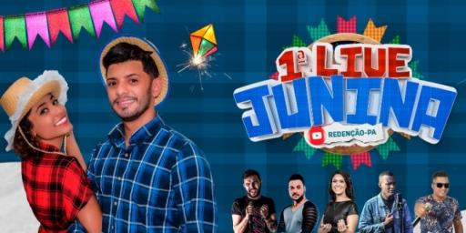 Live Junina terá premiação de mais de R$ 15 mil em Redenção