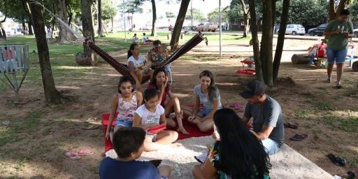 Prefeitura de Redenção investe em área de lazer para as famílias