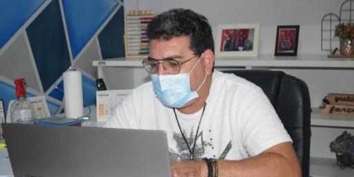 Secretário de Educação anuncia volta das aulas on-line em Redenção