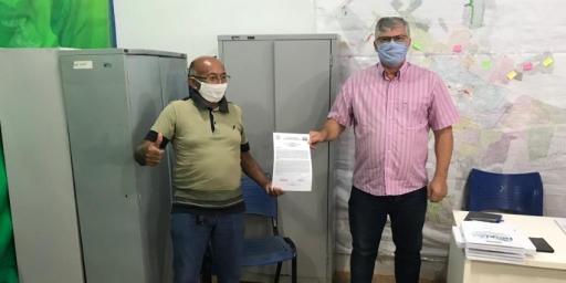 Mais legitimação fundiária para o povo de Redenção pelo REGULAR/IPPUR
