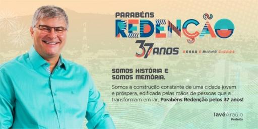 Aniversário de Redenção terá atrações culturais e esportivas