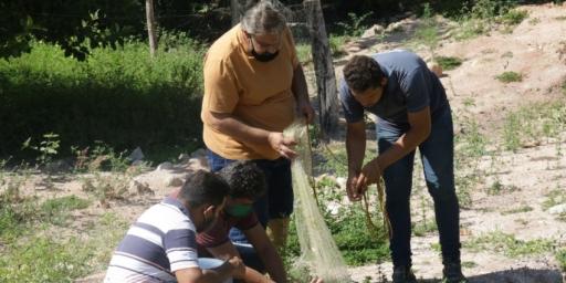 TÉCNICOS DA SECRETARIA DE AGROPECUÁRIA VISITAM PISCICULTORES DA REGIÃO DOS BRETAS