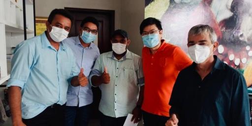 Sedap recebe demandas da Prefeitura de Redenção
