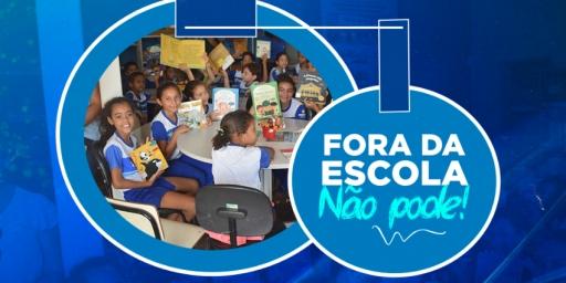 Matrículas abertas na rede municipal de ensino de Redenção