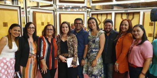 Secretária de Saúde de Redenção assume direção de ações e serviços assistenciais do COSEMS Pará