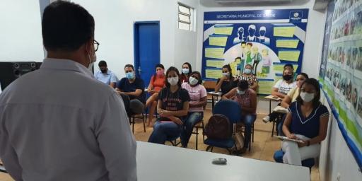 Secretaria de Saúde testa novo modelo de agendamento de consultas médicas