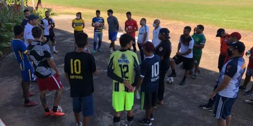 Projeto Gol do Brasil chega a Redenção