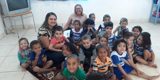 Semana Nacional da Educação Infantil teve programação variada nas Unidades de Ensino Infantil de Redenção