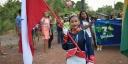 Desfile Cívico realizado na zona rural de Redenção foi um sucesso
