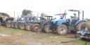 Maquinário agrícola da Prefeitura está revisado para atender o homem do campo