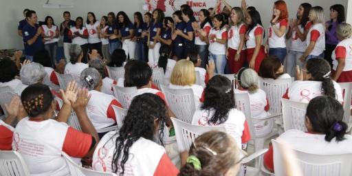Prefeitura comemora Dia Internacional da Mulher