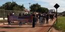 Dia dia Mulher é comemorado com caminhada em Redenção