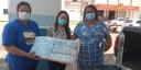 Atacadão Macre doa fraldas descartáveis para a Prefeitura