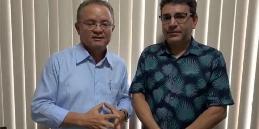 Secretário Prof. Vanderly Moreira consegue investimentos para a Educação