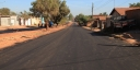 Pavimentação asfáltica melhora a qualidade de vida da população