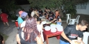 CREAS promove a integração de famílias em jantar