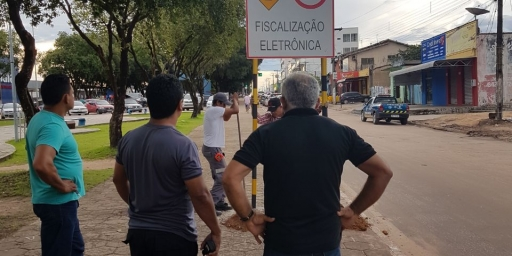 FISCALIZAÇÃO ELETRÔNICA ATRAVÉS DE RADARES COMEÇA A VALER A PARTIR DO DIA 16 DE ABRIL DE 2018