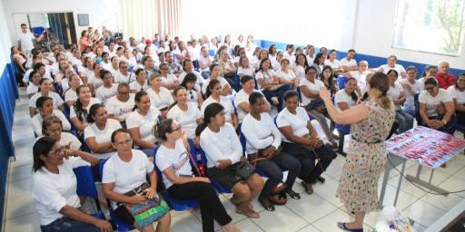 Atenção Básica da rede municipal de saúde sob nova direção