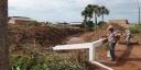 Prefeitura de Redenção intensifica patrolamento e limpeza de córregos
