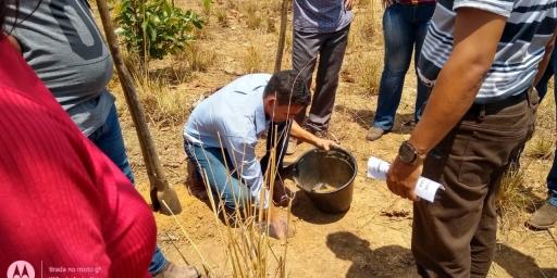 Produtores da Vila Espírito Santo participam de capacitação