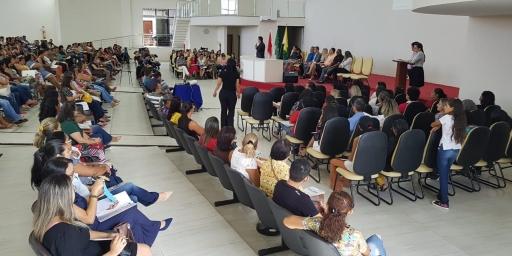 Redenção realiza II Seminário Municipal de Educação