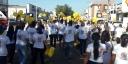 Redenção realiza caminhada para proteção de crianças e adolescentes