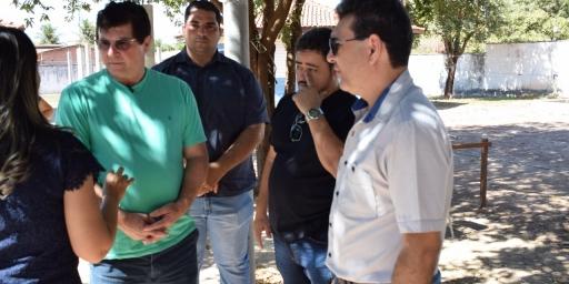 Prefeitura investe mais de 3 milhões e meio de reais em reformas e ampliações de escolas