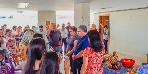 Prefeitura promove confraternização entre funcionários