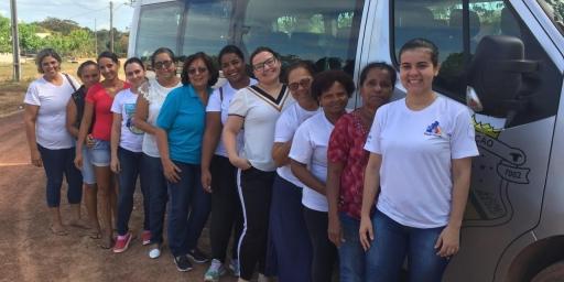 Unidade de Saúde Itinerante atendeu na Arraiaporâ