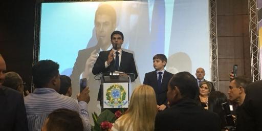 Prefeito participa da diplomação de candidatos eleitos em 2018