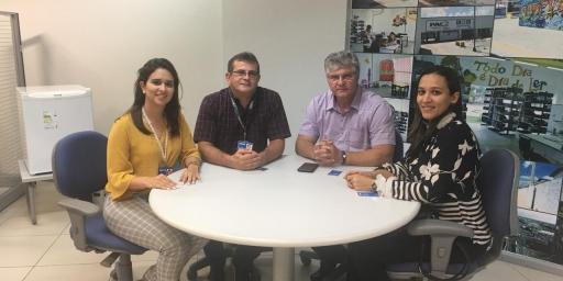 Reuniões em Belém antecipam trabalhos do próximo ano