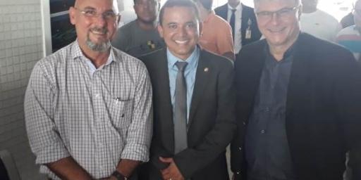 Prefeito de Redenção participou da eleição da AMAT