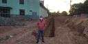 Rua 21 de Abril, no setor Alto Paraná, receberá asfalto