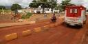 OBRAS ESTÃO EM ANDAMENTO NA AVENIDA BRASIL