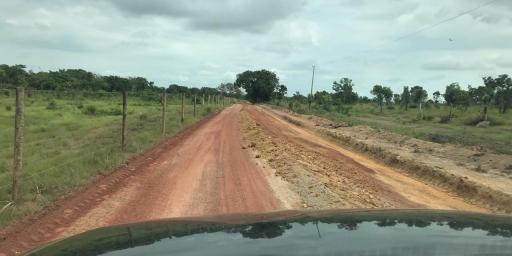 Vicinal Cachamorra será recuperada para escoar produção de grãos