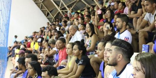 Jardim Ariane é campeão de futsal série A 2018
